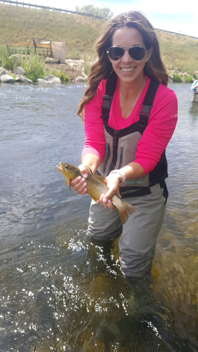 Weber river fly fishing
