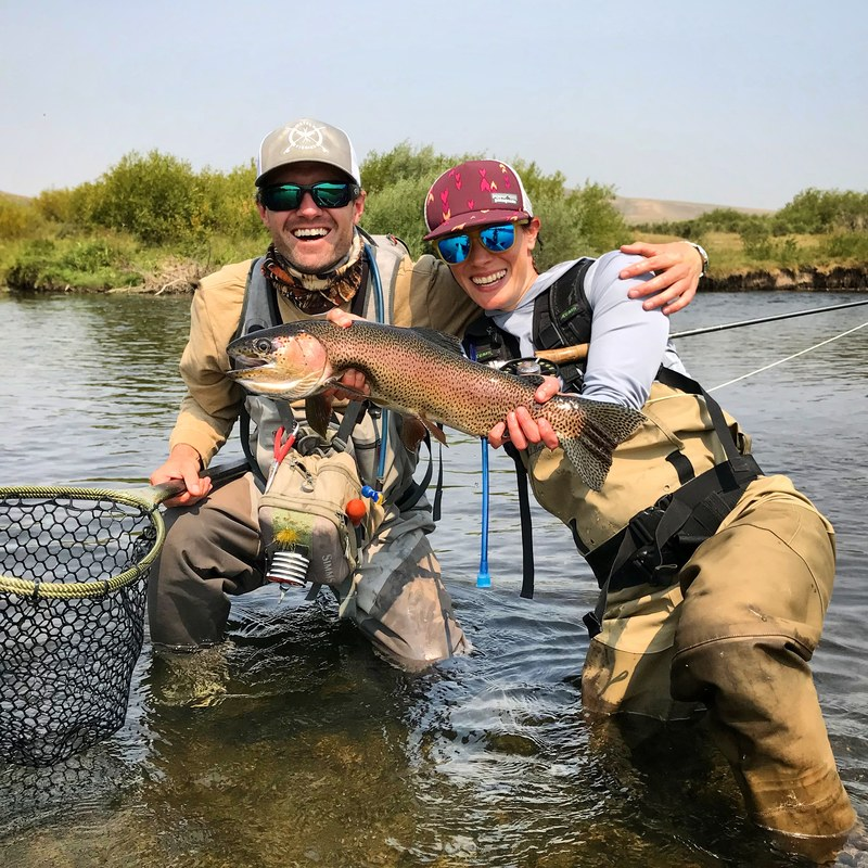 Hams fork fly fishing guides